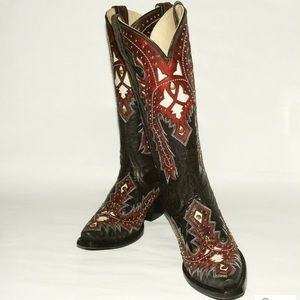 Corral Women's Size 9.5 Western Boots NWOB